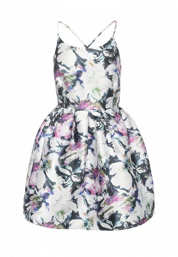 Купить Платье QED London, qe001ewrom18, разноцветный, Весна-лето 2017
