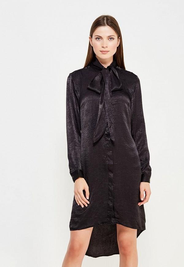 Купить Платье QED London, QE001EWXZL54, черный, Весна-лето 2018