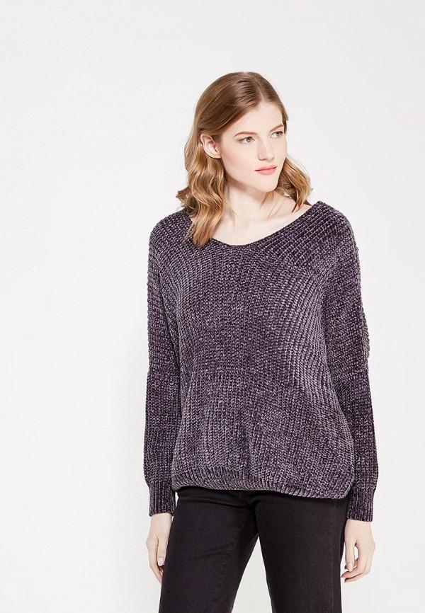 Фото - женский пуловер QED London серого цвета