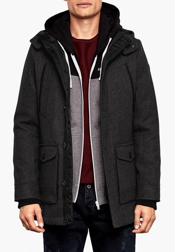 Куртка утепленная Q/S designed by Q/S designed by QS006EMBPUY1 куртка кожаная q s designed by q s designed by qs006emzpe27