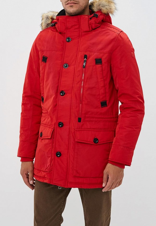 Куртка утепленная Q/S designed by Q/S designed by QS006EMBPUZ0 куртка кожаная q s designed by q s designed by qs006emzpe27