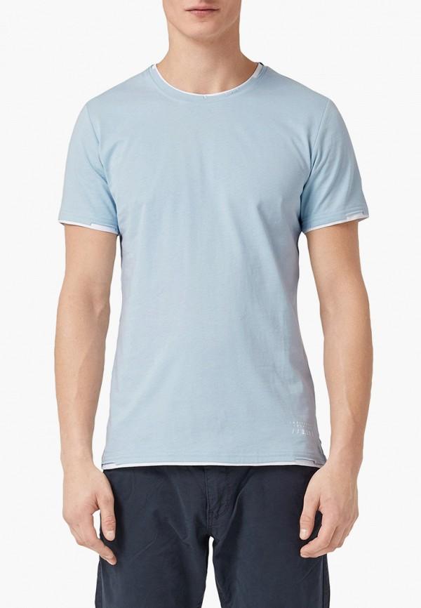 Футболка Q/S designed by Q/S designed by QS006EMEPED0 футболка q s designed by q s designed by qs006emeqey9