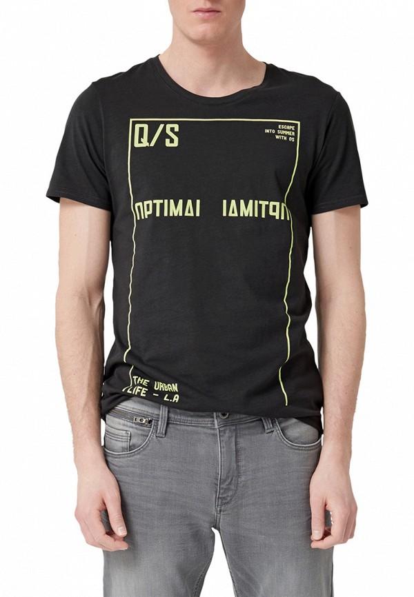 Футболка Q/S designed by Q/S designed by QS006EMEPED8 футболка q s designed by q s designed by qs006emeped8