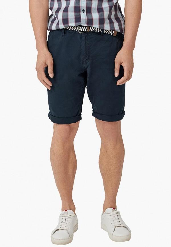 мужские повседневные шорты q/s designed by, синие