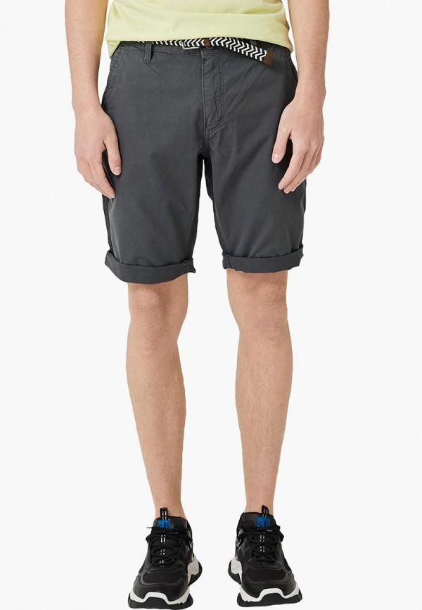 мужские повседневные шорты q/s designed by, серые