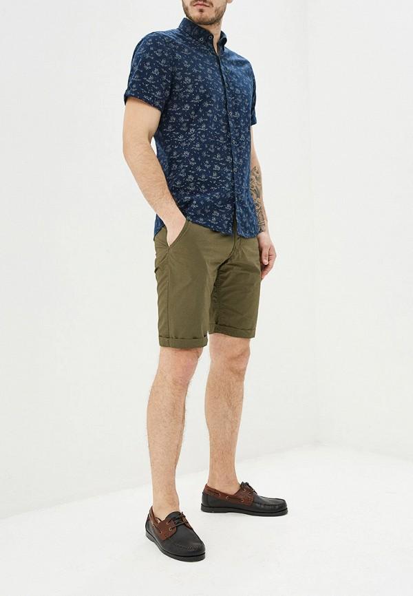 Фото 2 - мужские шорты Q/S designed by цвета хаки