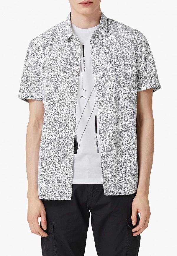 мужская рубашка с коротким рукавом q/s designed by, белая