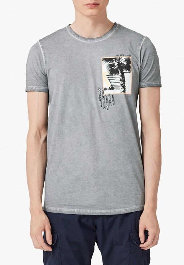Футболка Q/S designed by Q/S designed by QS006EMFSSG0 футболка q s designed by q s designed by qs006ewecql4