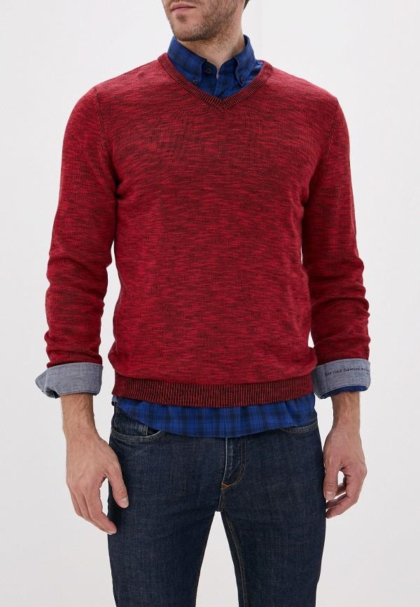 мужской пуловер q/s designed by, красный