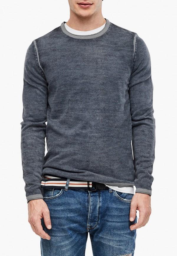 мужской джемпер q/s designed by, серый