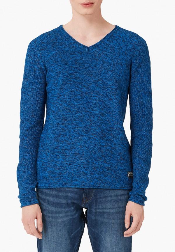 мужской пуловер q/s designed by, синий