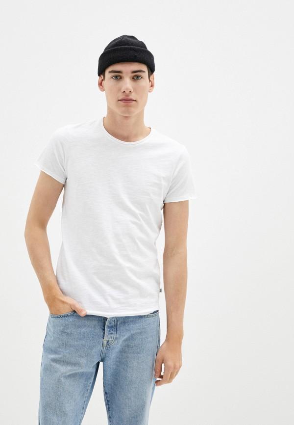мужская футболка с коротким рукавом q/s designed by, белая