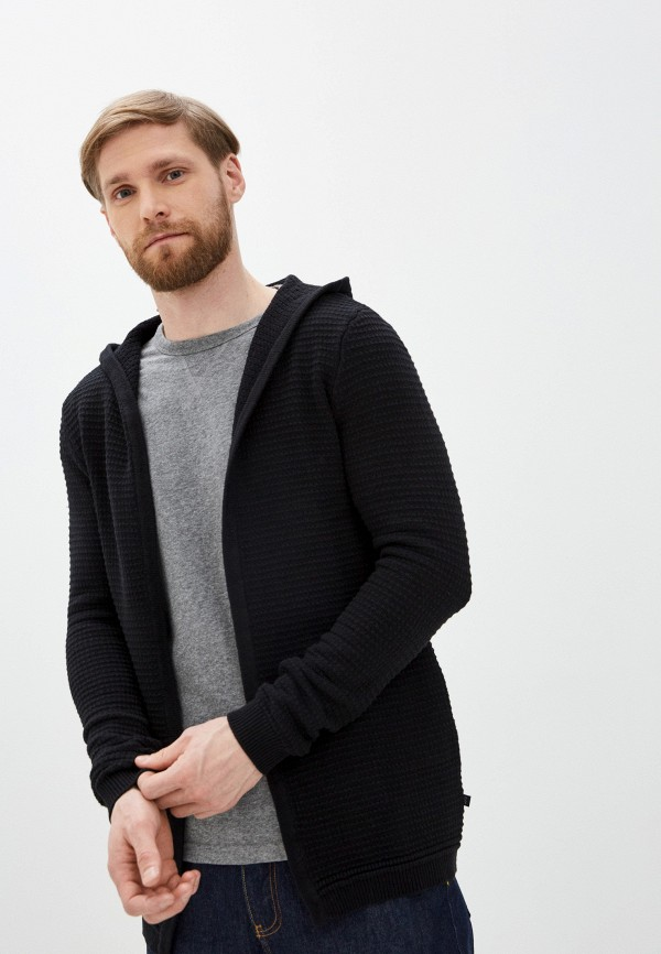 мужской кардиган q/s designed by, черный