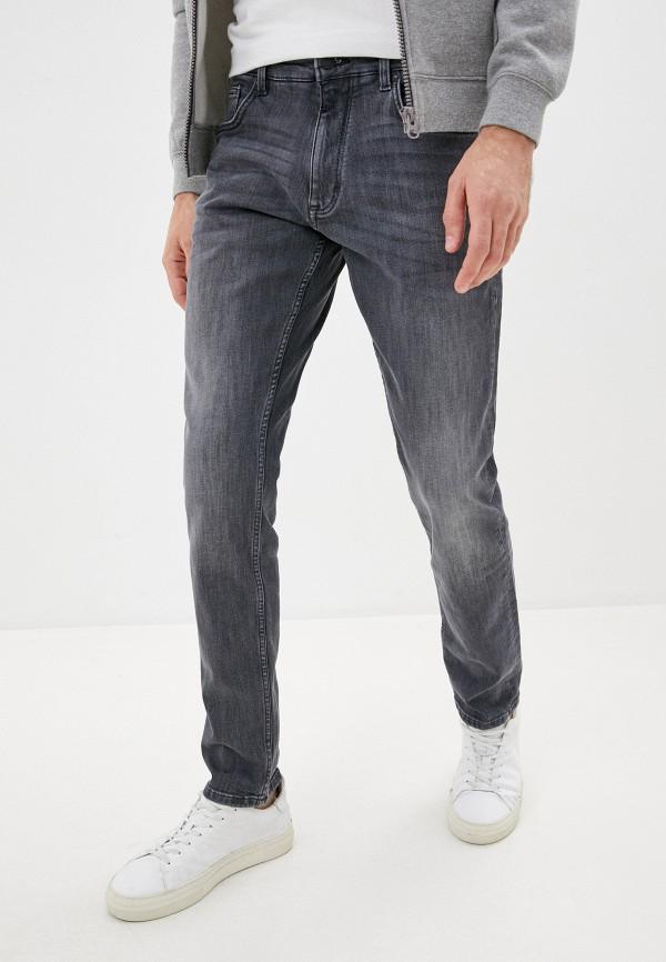 мужские зауженные джинсы q/s designed by, серые