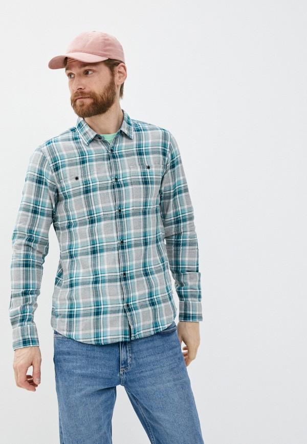 мужская рубашка с длинным рукавом q/s designed by, разноцветная