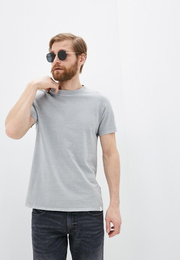 мужская футболка с коротким рукавом q/s designed by, серая