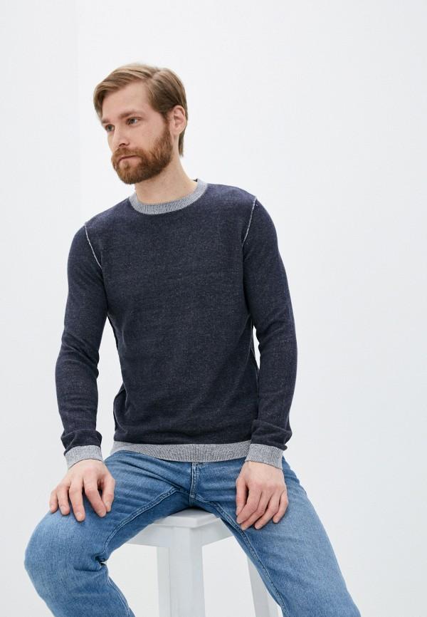 мужской джемпер q/s designed by, синий