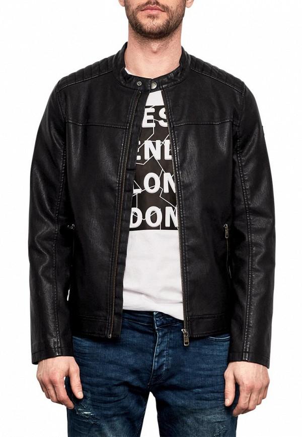 Куртка кожаная Q/S designed by Q/S designed by QS006EMZPE28 кожаная куртка quelle ashley brooke by heine 93976