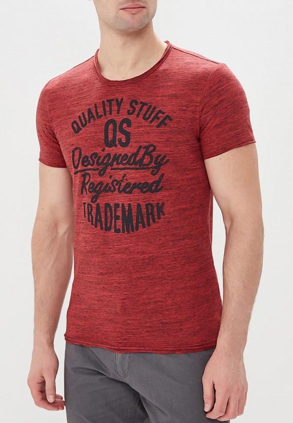 Футболка Q/S designed by Q/S designed by QS006EMZPF07 футболка q s designed by q s designed by qs006emqkh02