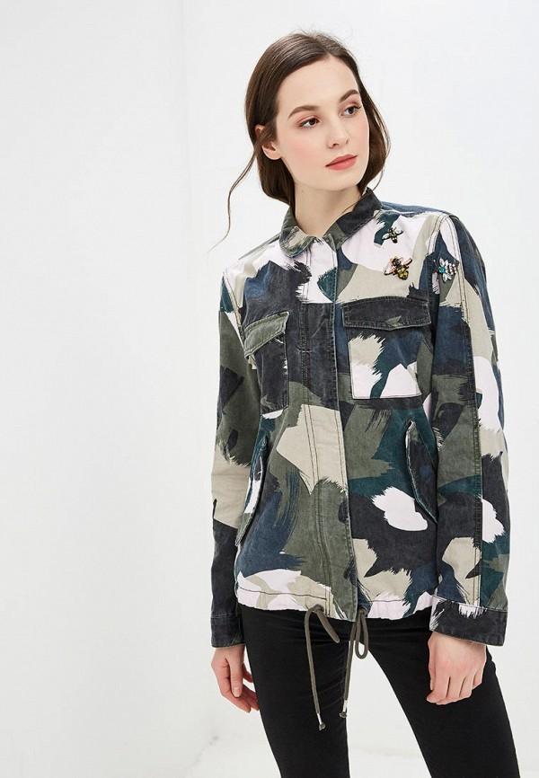 Куртка Q/S designed by Q/S designed by QS006EWECQO7 куртка кожаная q s designed by q s designed by qs006emzpe27