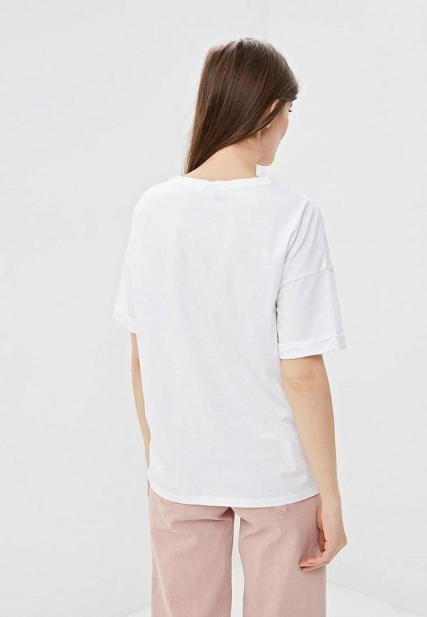 Фото 3 - женскую футболку Q/S designed by белого цвета