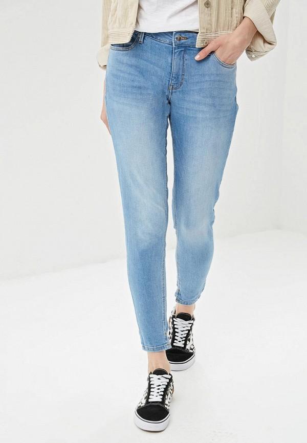 женские джинсы q/s designed by, голубые