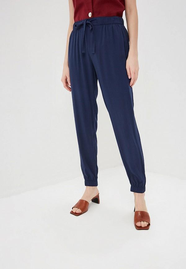 женские повседневные брюки q/s designed by, синие