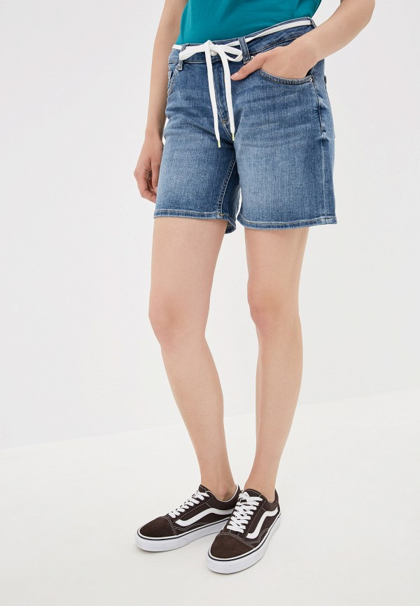Шорты джинсовые Q/S designed by Q/S designed by QS006EWEQIH0