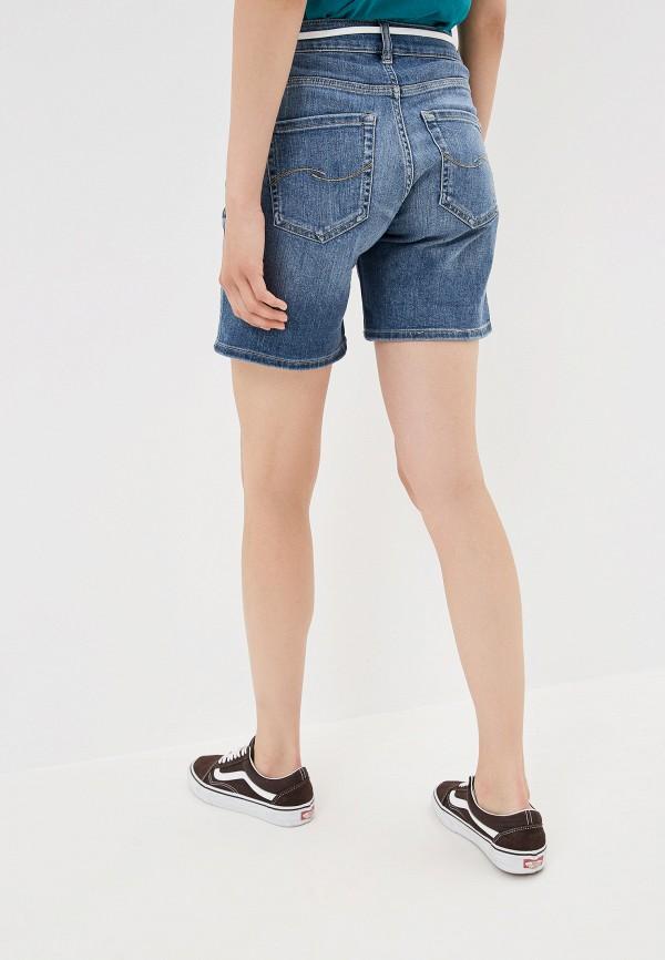 Фото 3 - Шорты джинсовые Q/S designed by синего цвета