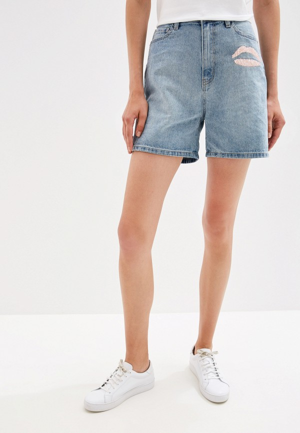 Шорты джинсовые Q/S designed by Q/S designed by QS006EWFSSI1