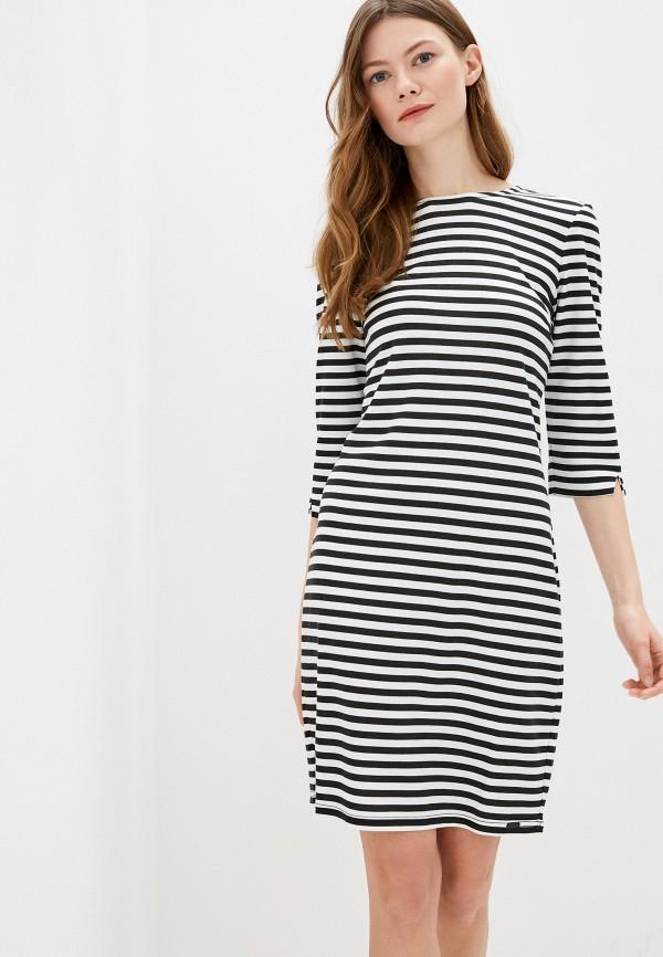 женское повседневные платье q/s designed by, черное