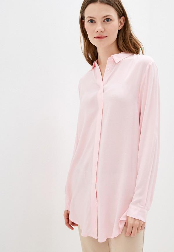 женская блузка q/s designed by, розовая