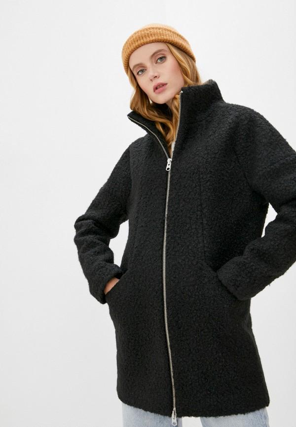 женское пальто q/s designed by, черное