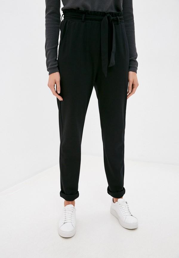 женские повседневные брюки q/s designed by, черные