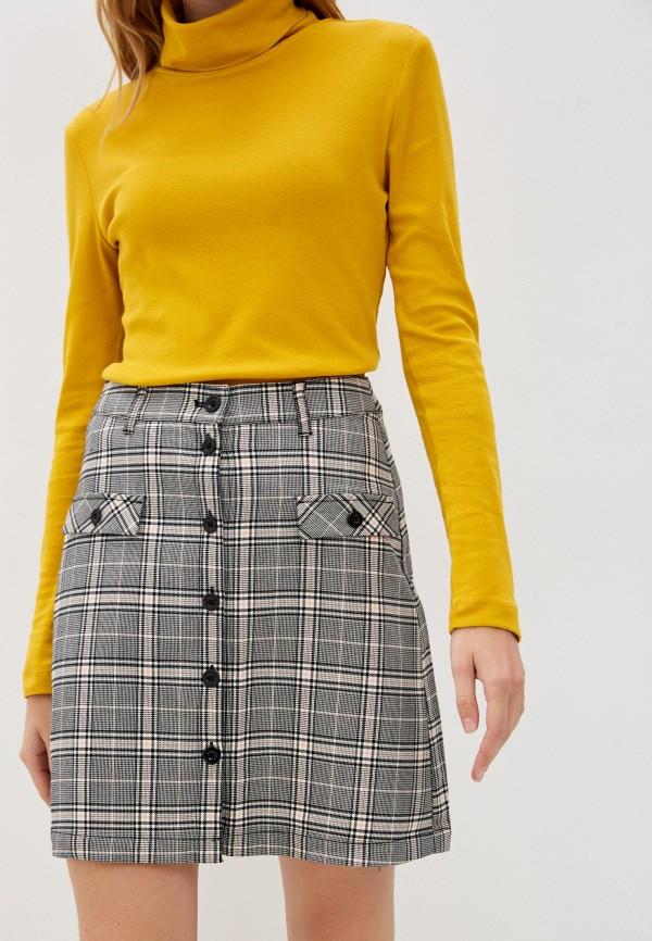 женская юбка q/s designed by, серая
