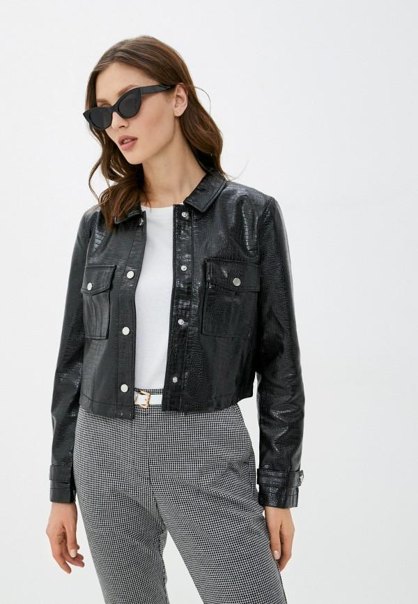 женская куртка q/s designed by, черная