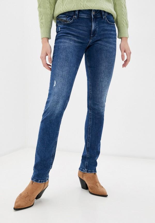 женские джинсы q/s designed by, синие
