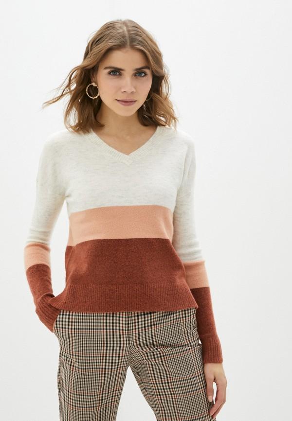 женский пуловер q/s designed by, разноцветный