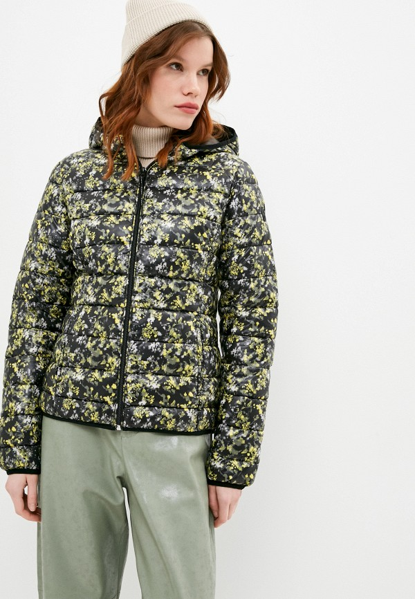 женская утепленные куртка q/s designed by, разноцветная