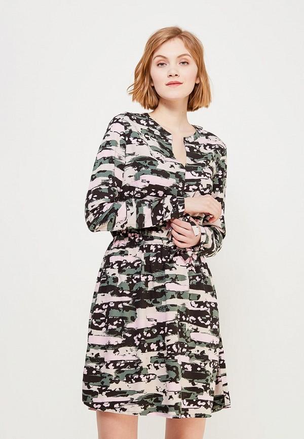 Фото - Платье Q/S designed by Q/S designed by QS006EWZOJ62 юбка джинсовая q s designed by q s designed by qs006ewssk00