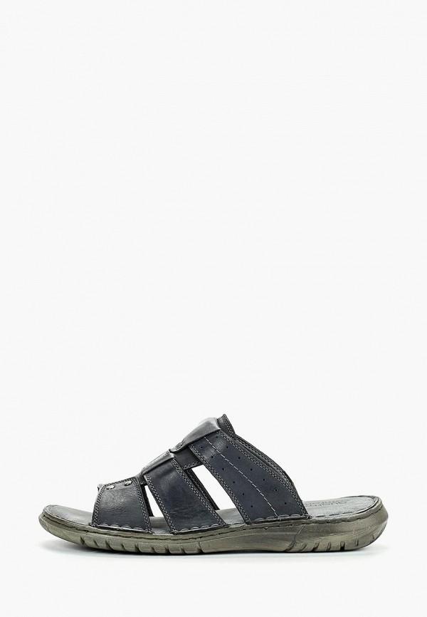 мужские сандалии quattrocomforto, синие