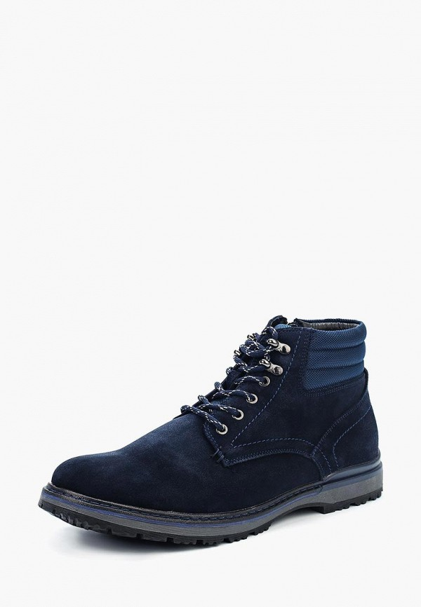 Купить Ботинки Quattrocomforto, qu003amvrn04, синий, Осень-зима 2017/2018
