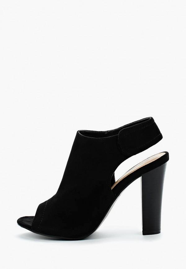 Купить женские босоножки Queen Vivi черного цвета