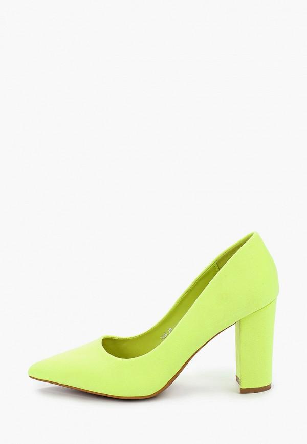 женские туфли queen vivi, зеленые