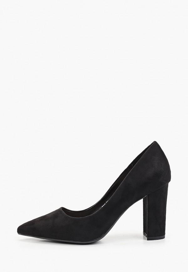 женские туфли queen vivi, черные