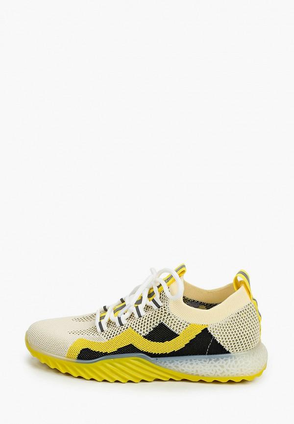женские кроссовки queen vivi, желтые