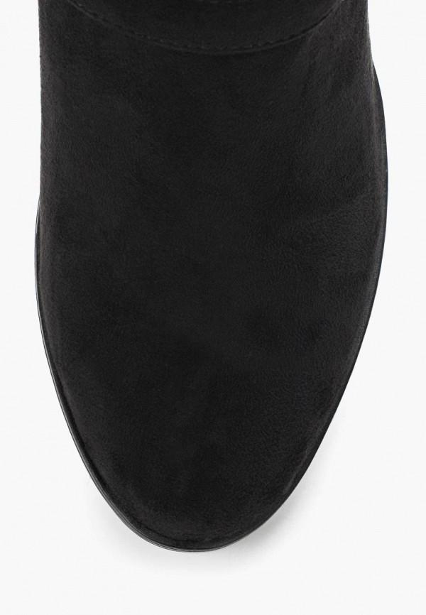 Фото 15 - женские полусапоги Queen Vivi черного цвета