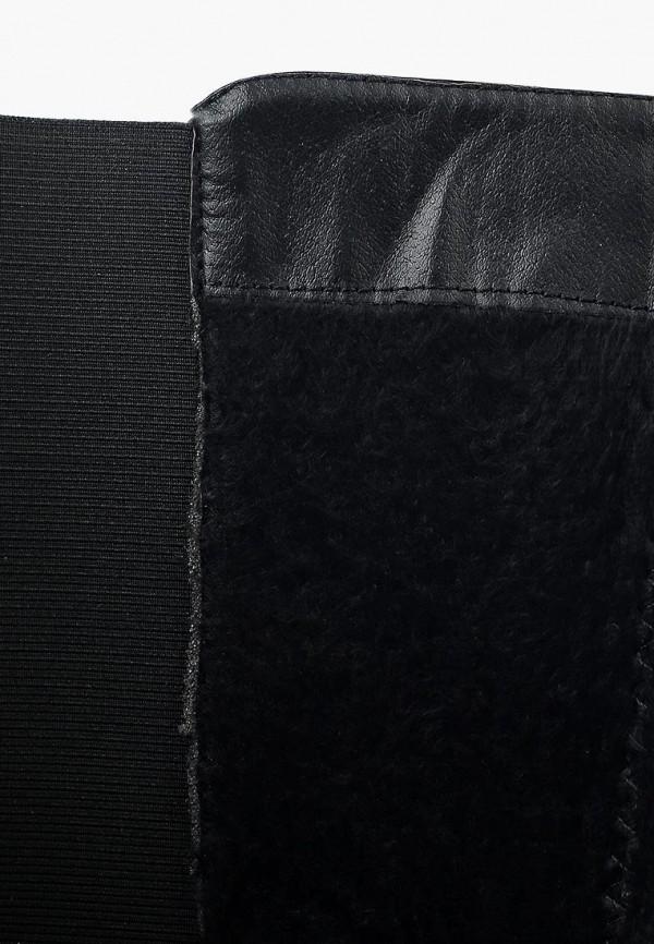 Фото 5 - женские сапоги Queen Vivi черного цвета