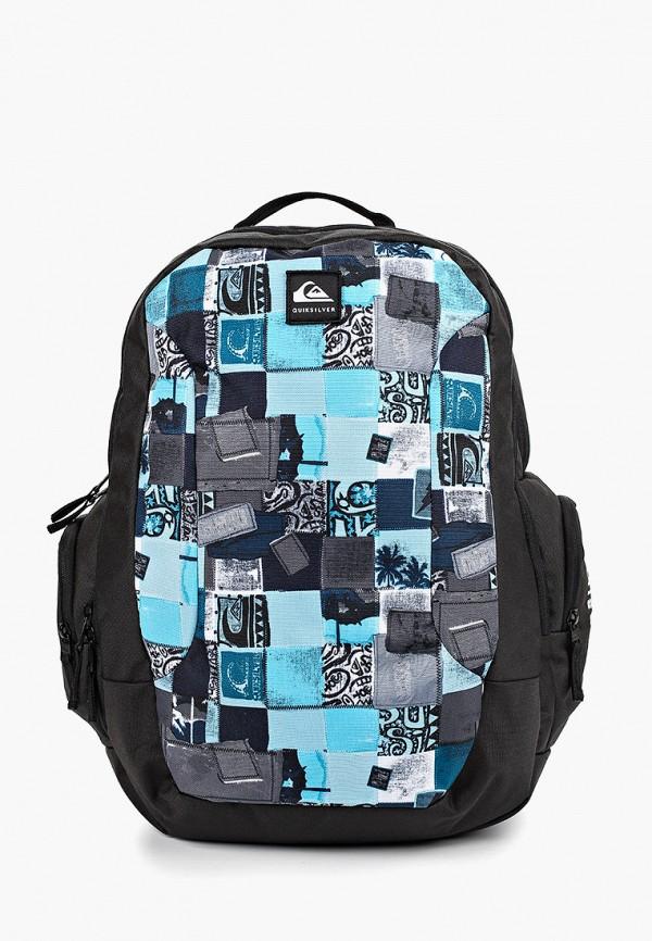 рюкзак quiksilver для мальчика, голубой