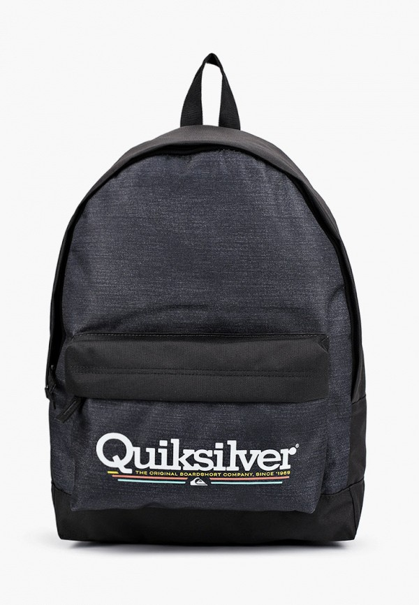 рюкзак quiksilver для мальчика, синий